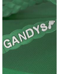 TOPMAN - Gandys Flip Flops - Lyst