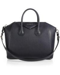 Givenchy Antigona Medium Top-Handle Satchel - Lyst