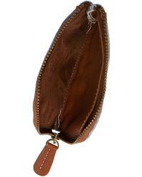 Icon Brand - Wallet With Zip In Tie Dye - Blue - Blue - Lyst