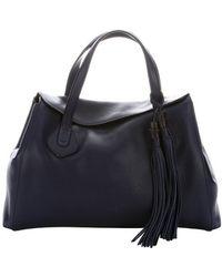 Gucci Classic Marine Leather Lady Tassel Top Handle Bag - Lyst