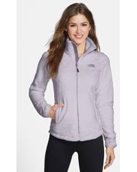 The North Face 'Osito 2' Fleece Jacket - Lyst