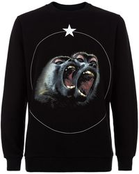 Givenchy - Screaming Monkey Jumper - Lyst