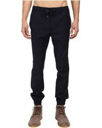 Marc Jacobs Sable Suiting Jogger blue - Lyst