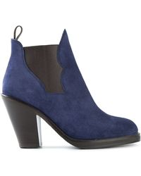 Acne Studios Star Ankle Boots - Lyst