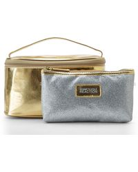 Kenneth Cole Reaction Gold-tone  Silver-tone Metallic Paint 2-piece Train Set - Lyst