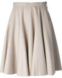 Sonia By Sonia Rykiel Flared Skirt - Lyst