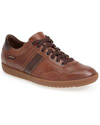 Mephisto Urban Leather Sneakers - Lyst