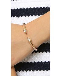 Vita Fede - Mini Titan Galaxy Bracelet - Rose Gold/clear - Lyst