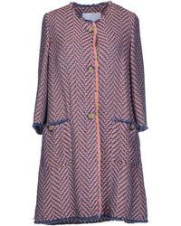 Rêve Full-Length Jacket - Lyst