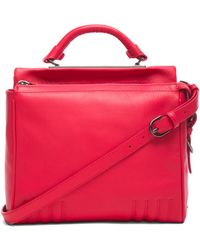 3.1 Phillip Lim Small Ryder Satchel - Lyst