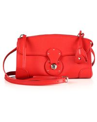 Ralph Lauren Collection Soft Ricky Clutch - Lyst