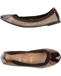 Sweet Ballerina Ballet Flats - Lyst