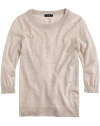 J.Crew Merino Wool Tippi Sweater - Lyst