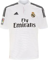 Adidas Real Madrid Home Replica Player Jersey - Lyst