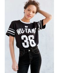 Trunk Ltd. - Wu-tang Football Ringer Tee - Lyst
