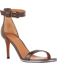 Givenchy Nadia Ankle-Strap Sandals - Lyst