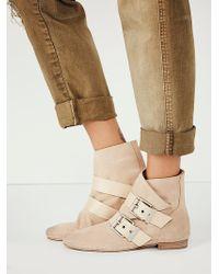 Luxury Rebel - Womens Landslide Ankle Boot - Lyst