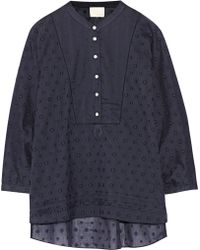 Band Of Outsiders Fil Coupe Top - Lyst