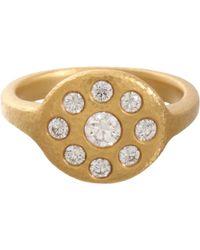 Linda Lee Johnson - Diamond Jubilee Ring - Lyst