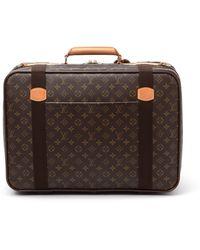 Louis Vuitton Monogram Satellite 53 Travel Bag - Lyst