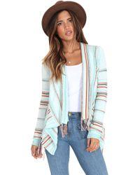 Goddis Biya Sweater blue - Lyst