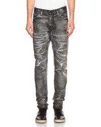 PRPS Men'S Fury Fit Distressed Jeans - Lyst