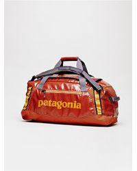 Patagonia Black Hole 60l Duffel Bag - Lyst