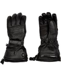 Lacroix Leather Heating E-Gloves - Lyst