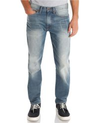 Lucky Brand 121 Heritage Slim Leg Jeans - Lyst