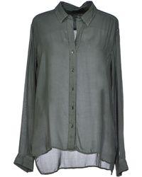 James Perse Shirt - Lyst