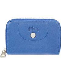 Longchamp Le Pliage Coin Handbag - Lyst