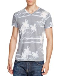 Sol Angeles - Palm Breeze V-neck Tee - Lyst
