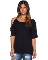 Free People Rib After Party Tee - Lyst