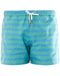 Myo - Tin Fish Swim Shorts - Lyst