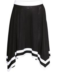 H&M Wide Skirt - Lyst
