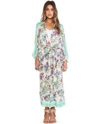 Spell & The Gypsy Collective - Gypsy Queen Long Kimono - Lyst