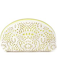 Forever 21 - Laser Cut Cosmetic Bag - Lyst