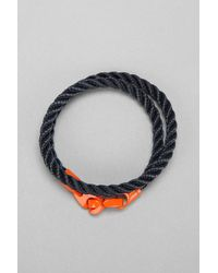 Urban Outfitters Sailormade Signal Double Bracelet - Lyst