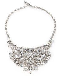House of Lavande | 1950s Vintage Faceted Bib Necklace | Lyst