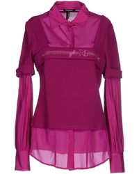 Roccobarocco Blouse - Lyst