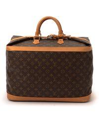 Louis Vuitton Monogram Cruiser Bag 45 Travel Bag - Lyst