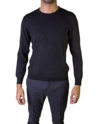 Ones | Black Crew Neck Sweater | Lyst