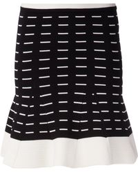 Timo Weiland - Striped Skirt - Lyst