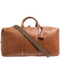 Mulberry - Leather Clipper Weekend Bag - Lyst