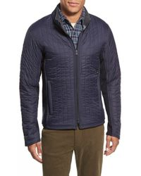 Relwen - 'vertical Insulator' Quilted Shell Jacket - Lyst