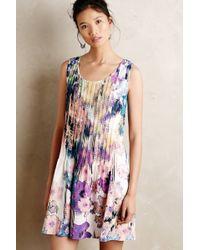 Ivy & Blu Waterflower Dress - Lyst