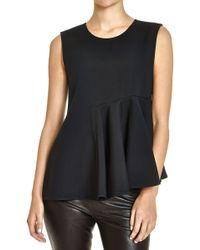 Lisa Perry Ruffle Top - Lyst