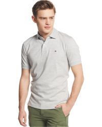 Tommy Hilfiger | Jacob Solid Polo | Lyst
