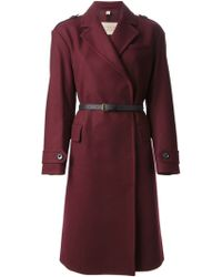 Burberry Manningford Coat - Lyst