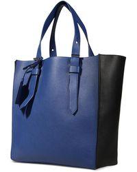 Reed Krakoff Large Leather Bag - Lyst